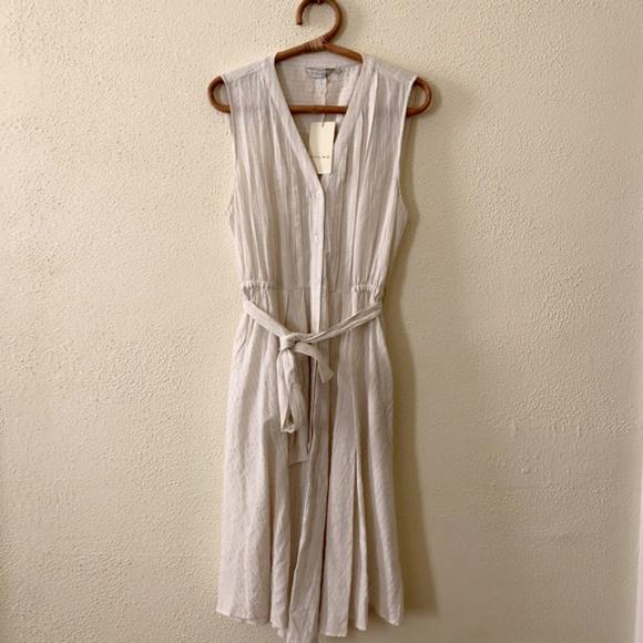 Anthropologie Dresses & Skirts - NWT Anthropologie Thylo Minimalist Midi Dress L